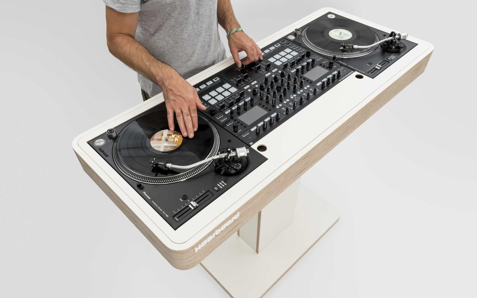 stereo t hoerboard pro audio dj furniture. Black Bedroom Furniture Sets. Home Design Ideas
