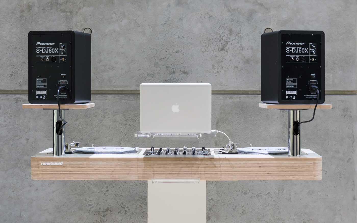 Stereo T Hoerboard Pro Audio Dj Furniture